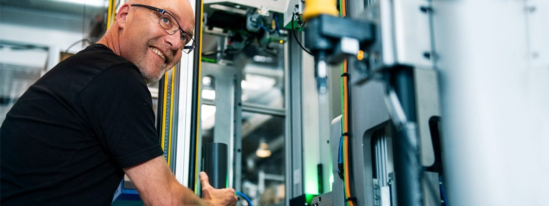 À propos de LINAK – L'innovation fait partie de notre ADN