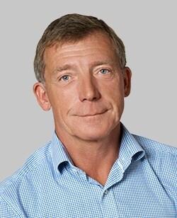 John H. Frost, vicepresidente ejecutivo, LINAK A/S