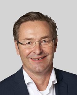 Per Rosenberg Andersen, vedoucí obchodní ředitel a výkonný viceprezident společnosti LINAK A/S