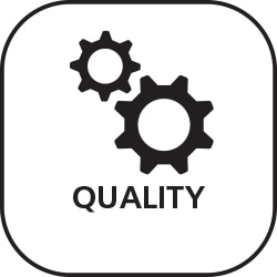 Quality value icon