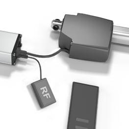Systemløsning med Bluetooth