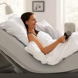 Konfor yataklar için sistemler