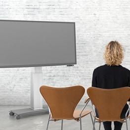 Supporti per monitor e TV a scomparsa