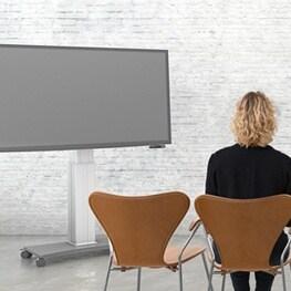 Standere til skærme og displays