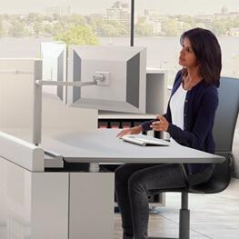 Système pour postes de travail technique