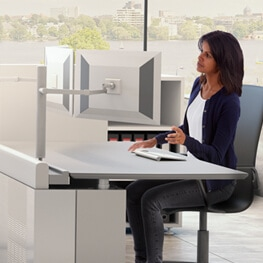 Teknik çalışma alanları için sistemler