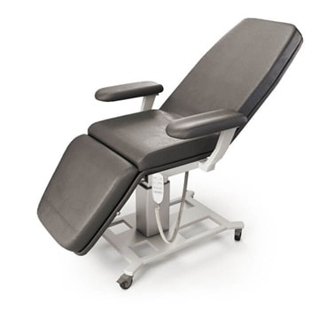 Chairs for treatment and examination