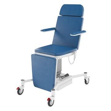 Cadeiras para tratamento e exame