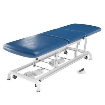 Sillones y mesas para tratamientos y reconocimientos