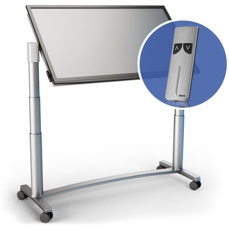 Pies de pantalla y monitor
