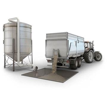 Manutention du grain