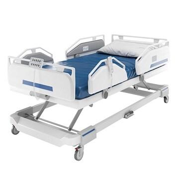 Lits d'hôpitaux