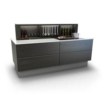 Küche – Stauraum