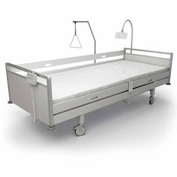 Łóżka w domach opieki