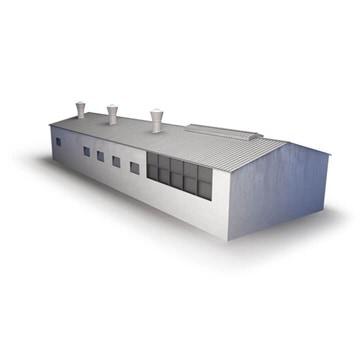 Ventilation des bâtiments d'élevage