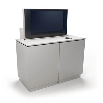 Mobili Per Televisori A Scomparsa.Tv E Monitor Motorizzati Regolabili Con Attuatori Lineari