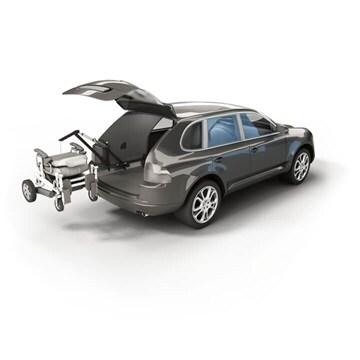 残疾人用车