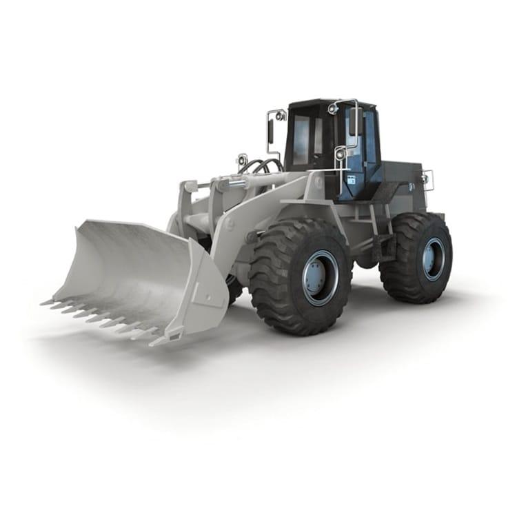 휠 로더 (Wheel loader)