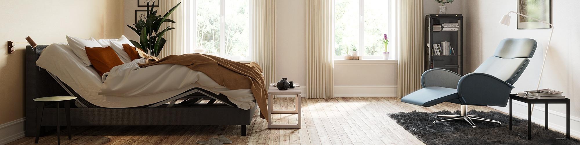 Komfortní nábytek