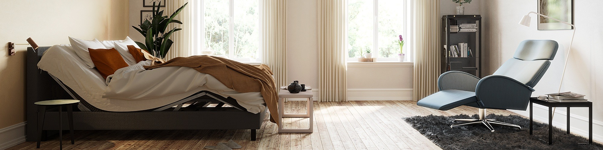Komfortmøbler