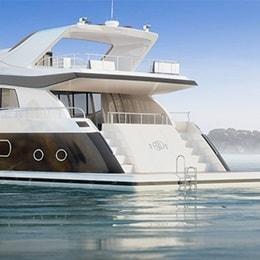 Námořní aplikace