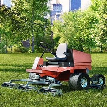 動力装置付き屋外作業用機器