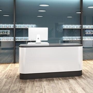 Ladeneinrichtung