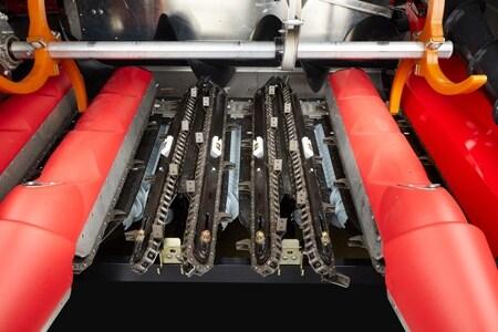 Höhere Maisernte-Erträge dank elektrischer Pflückplattenverstellung