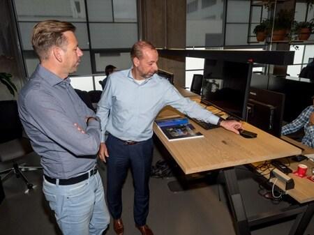 Integreer bureaus op kantoor heel gemakkelijk met klantspecifieke boekingssystemen
