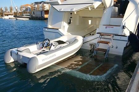 El movimiento eléctrico añade mayor confort a las embarcaciones