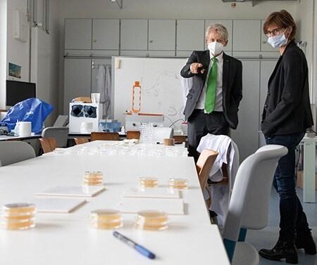 Entrevista sobre higiene com o Prof. Clemens Bulitta