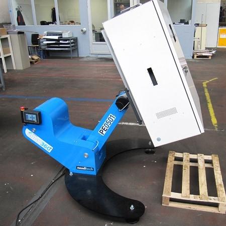 Neoditech utvecklade en ergonomisk arbetsstation