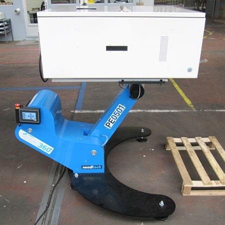 Neoditech ontwikkelde een ergonomisch werkstation