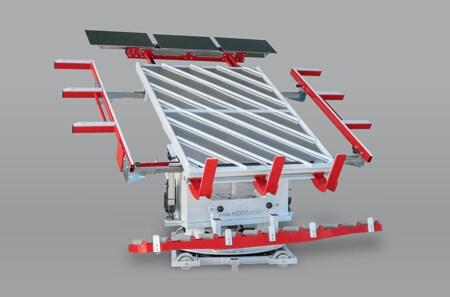 在采用电动运动的工业生产中实现最优操作