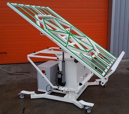 Optimální manipulace v průmyslové výrobě s elektrickým pohybem