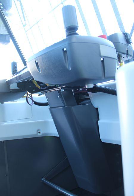 Sandvik improves ergonomics in mining equipment