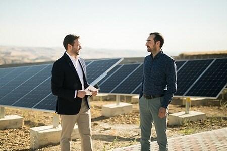 TEKNOSYS øger effektiviteten med aktuatorløsning til solenergianlæg