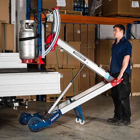 Versatile solutions for safely handling heavy items