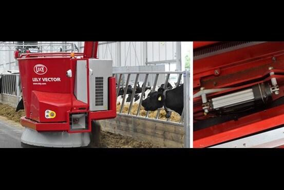Наглядный пример использования продукции LINAK Автоматизированная система раздачи корма