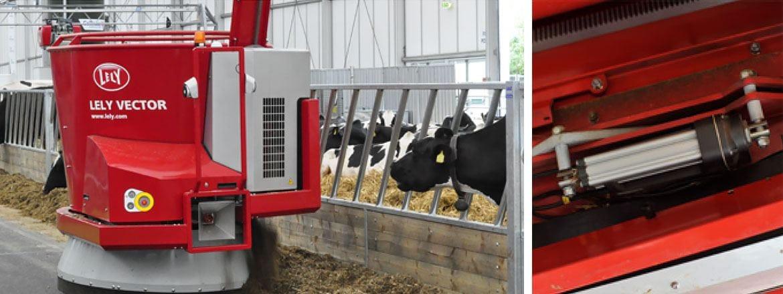 Automated feeding case story