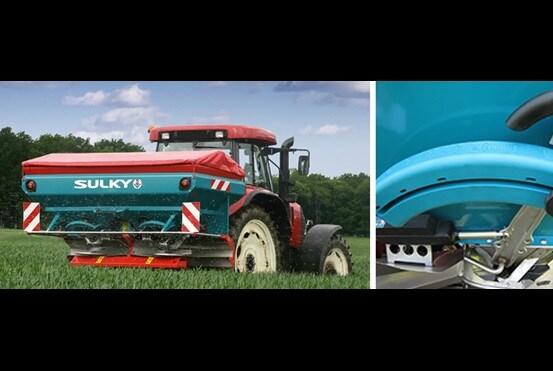 Automatisering av gödningsspridare case story