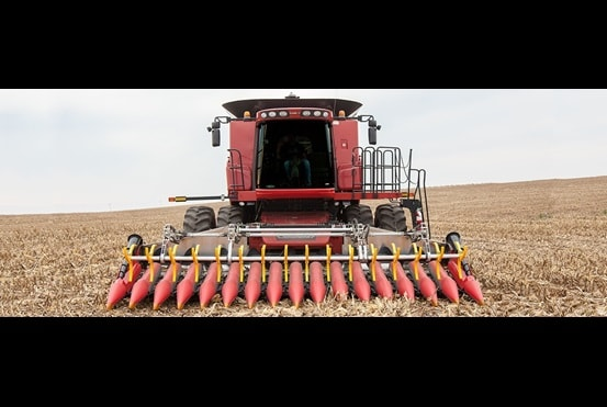 전동 조절식 피킹 플레이트로 향상된 옥수수 수확량'