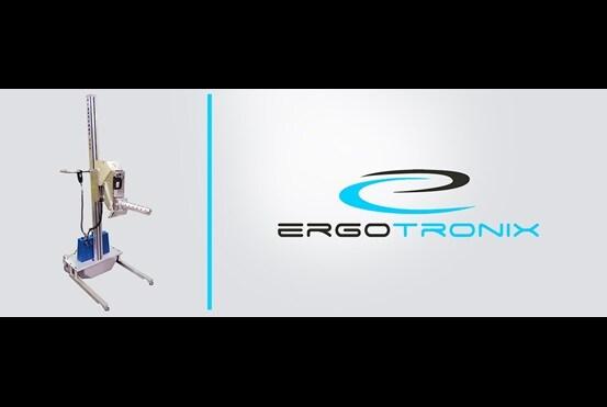 Ergotronix'ten yük kaldırma aracı