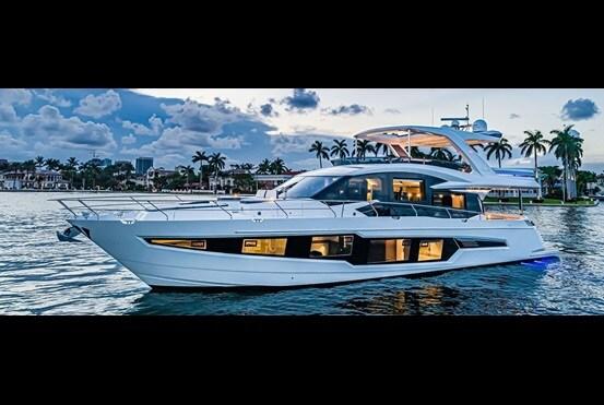 Galeon yacht