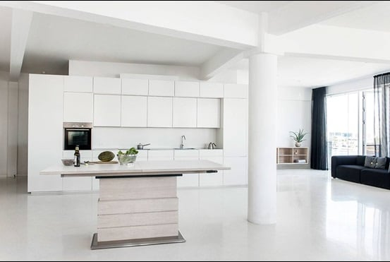 Adjustable Kitchen Applications Powered By Linear Actuator