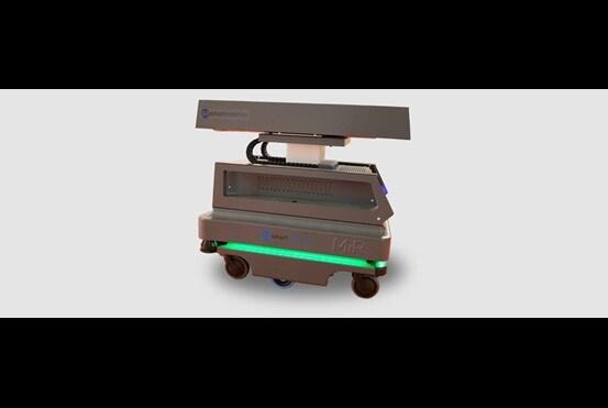 La colonna di sollevamento LC3 è perfetta per i robot autonomi