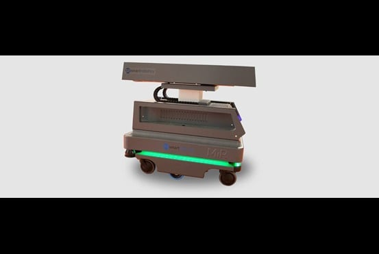 Подъёмная колонна LC3 – идеальный выбор для мобильных транспортных роботов