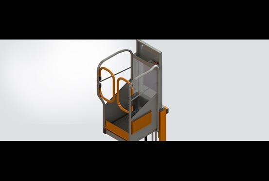 LINAK 액추에이터 LA36을 사용하는 Lockhard LIc.