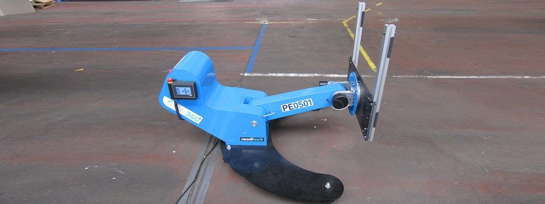 Neoditech ha desarrollado una estación de trabajo ergonómica