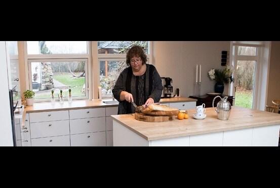 Pioneers of adjustable kitchens case story